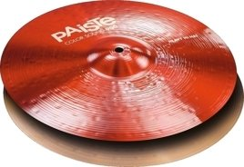 Paiste Color Sound 900 Red Heavy Hihat 15