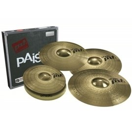 Paiste PST3 Set 14 16 20 + Crash 18