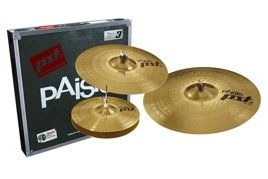 Paiste PST3 Set 14 16 20 + Crash 18 FREE