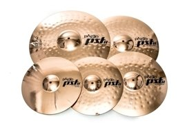 Paiste PST8 Rock Set 14 16 20 + Crash 18