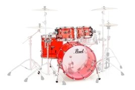 Pearl Crystal Beat Ruby Red CRB524PC731