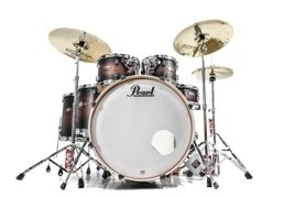 Pearl Decade Maple Satin Brown Burst + Floor Tom 16