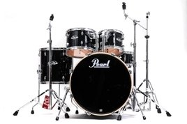 Pearl Export Fusion - Jet Black (#31)