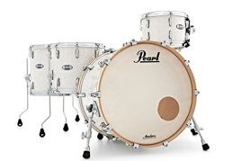 Pearl Masters Maple Complete MCT924XFFP kolor:C400 (White Marine)