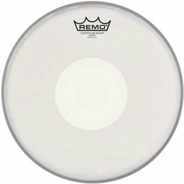 Remo Controlled Sound CS White Dot 14