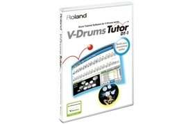 Roland DT1 Program do nauki gry na V-Drums