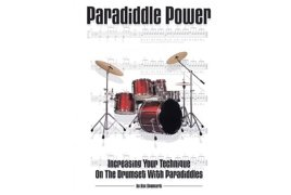Ron Spagnardi - Paradiddle Power – książka