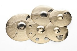 Sabian HHX Evolution Performance Set 14, 16, 20 + 18 FREE
