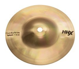 Sabian HHX Evolution Splash 07