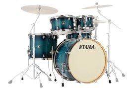 Tama Superstar Classic - Blue Lacquer Burst (shell set)
