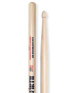 Vic Firth 5B DoubleGlaze (American Classic Hickory)