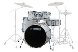 Yamaha Stage Custom Pure White (shell set)