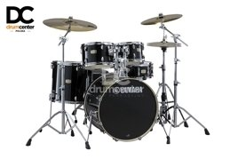 Yamaha Stage Custom Raven Black (shell set)
