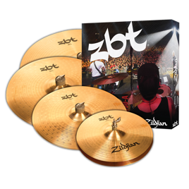 Zildjian ZBT 5 Set + GRATIS Crash 18