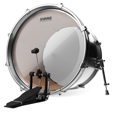 Evans EQ4 Clear 22 (Level 360)