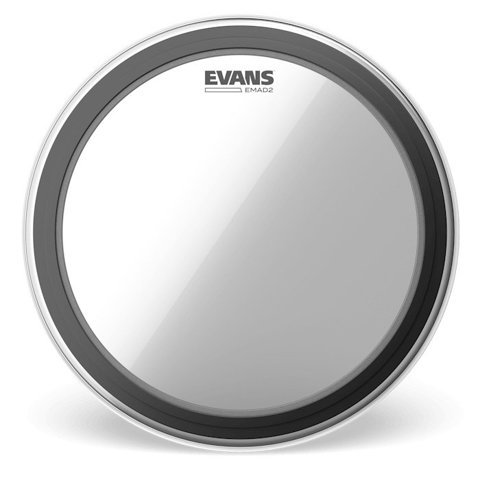 Evans Emad II Clear 22 (Level 360)