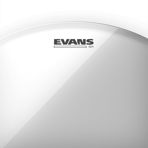 "Evans G1 Clear 12"" (Level 360)"