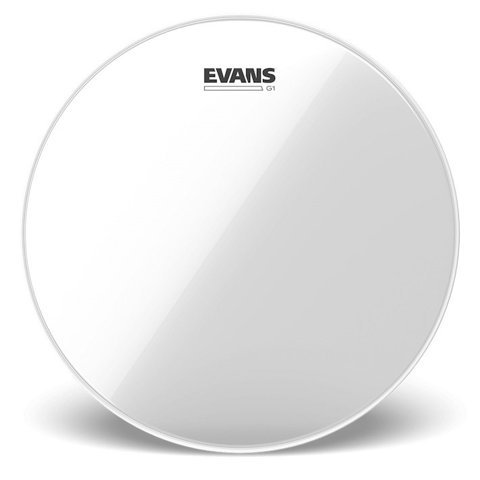"Evans G1 Clear 18"" (Level 360)"
