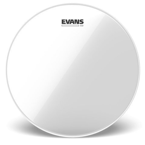 "Evans G2 Clear 08"" (Level 360)"