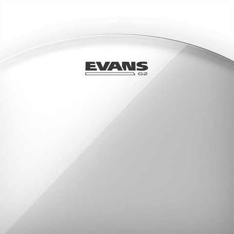 "Evans G2 Clear 13"" (Level 360)"