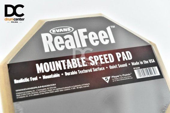 HQ Evans Pad Real Feel 06