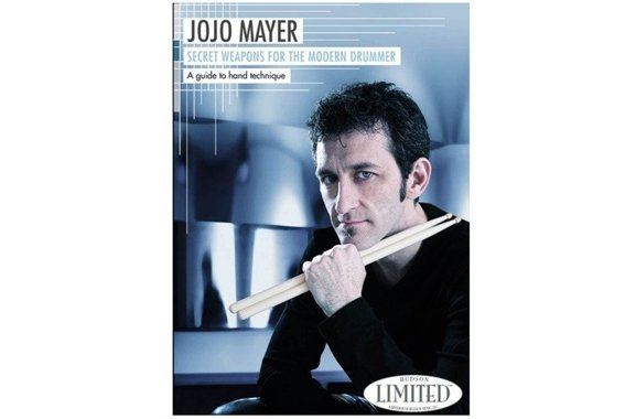 Jojo Mayer – Secret Weapons - 2 DVD