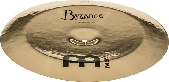 Meinl Byzance Brilliant Heavy Hammered China 18