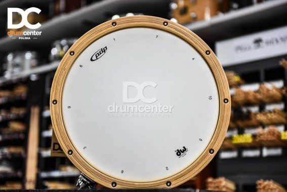 PDP Concept Wood Hoop Maple Snare 14x5,5