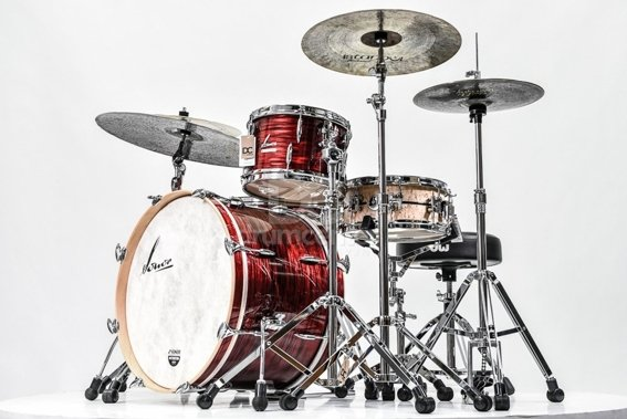 Sonor Vintage Series - Red Oyster