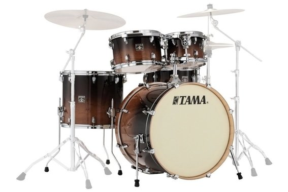 Tama Superstar Classic - Coffee Fade (shell set)