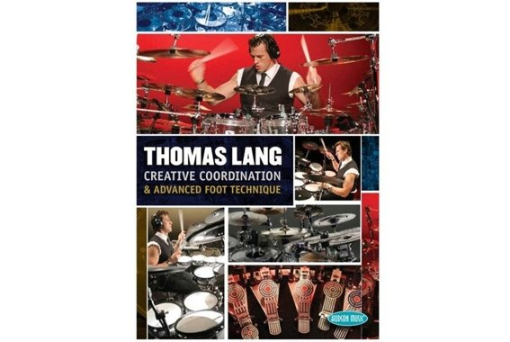 Thomas Lang - Creative Coordination - książka + 1 CD