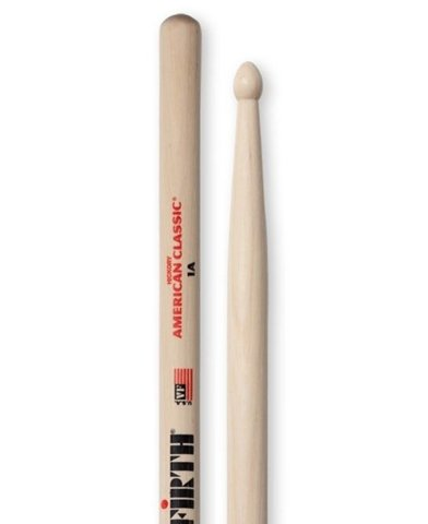 Vic Firth 1A (American Classic Hickory)