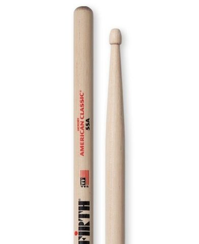 Vic Firth 55A (American Classic Hickory)