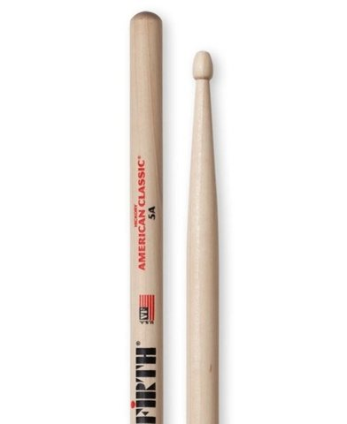 Vic Firth 5A (American Classic Hickory)