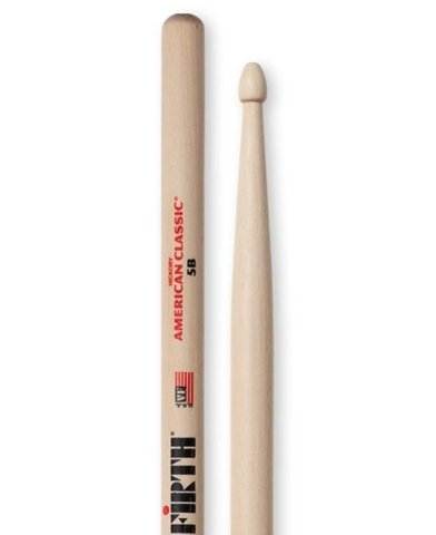 Vic Firth 5B (American Classic Hickory)