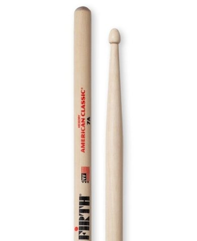 Vic Firth 7A (American Classic Hickory)
