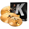Zildjian K Custom Hybrid Box Set 14 1/4, 17, 21